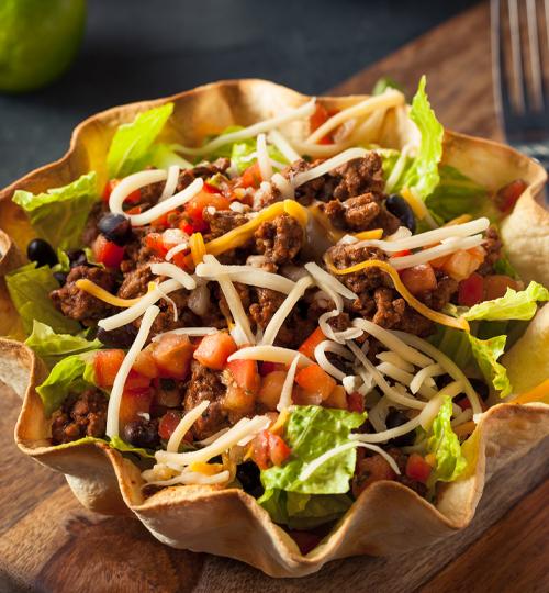 Rotunda Taco Salad